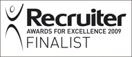 recruiter finalist logo
