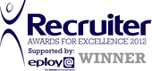 Recruiter Awards 2012