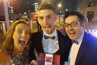 Recruitment Industry Awards UK